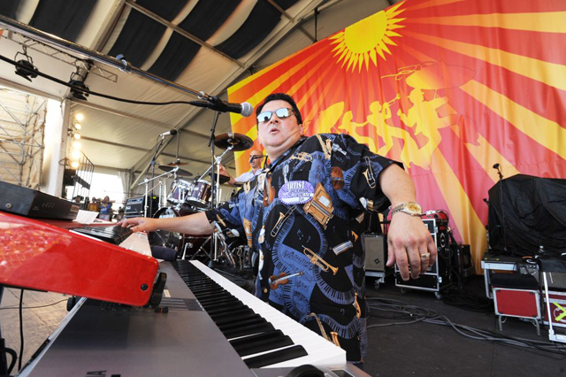 JazzFest Acura Stage